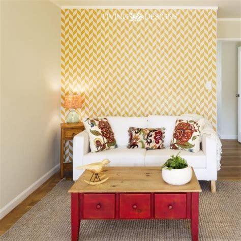 como decorar muros interiores plantilla para decorar muros decoracion de interiores