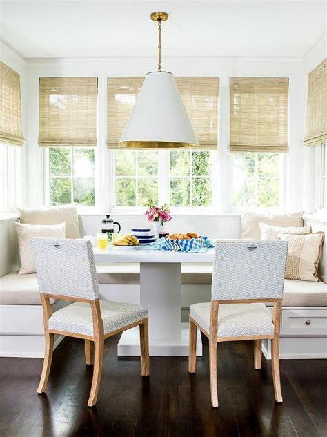 shaped banquette design ideas