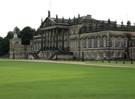 Wentworth House by Wentworth Woodhouse 169 Garry Bonsall Geograph Britain And Ireland