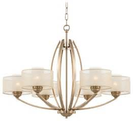 possini chandelier possini alecia 34 quot wide satin brass chandelier