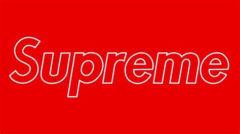 the supreme supreme logo www pixshark images galleries with a