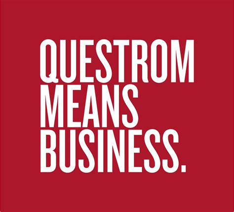 Bu Questrom Mba Concentrations by Questrom School Of Business Boston
