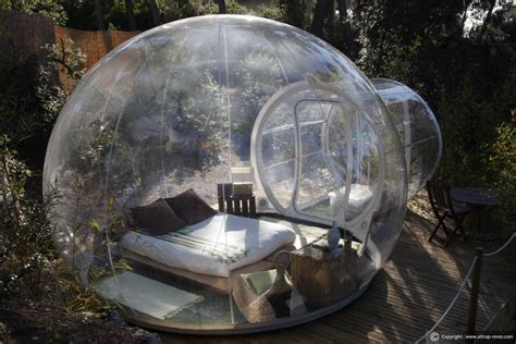 amaca da giardino decathlon la tenda a bolla per dormire guardando le stelle