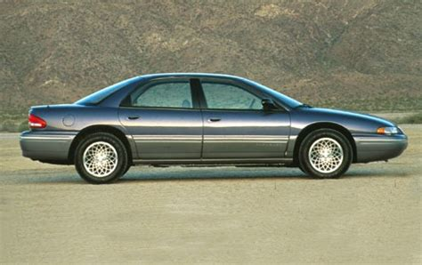 used 1995 chrysler lhs sedan pricing features edmunds used 1995 chrysler concorde pricing for sale edmunds