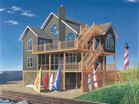 beach house building plans a frame house plans beach house plans and waterfront house plans for coastal living