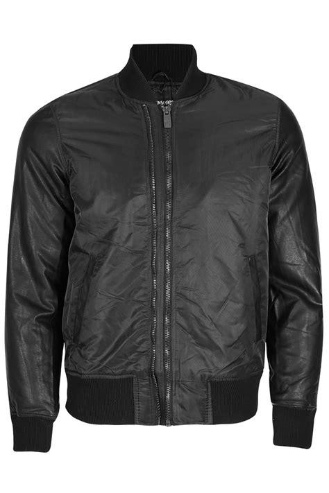 Jaket Boomber Jaket Pilot Series seven series mens ma1 flight coat harrington funnel neck contrast bomber jacket ebay