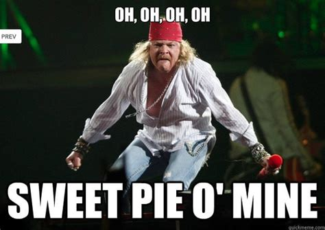 Axl Rose Meme Cake - axl rose wants his fat memes off the internet digital trends