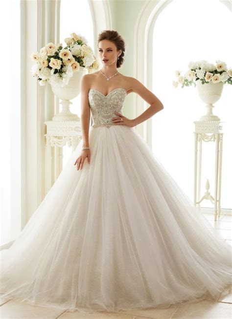 Strapless Wedding Dresses by 10 Strapless Wedding Dresses 2016 That Show Your