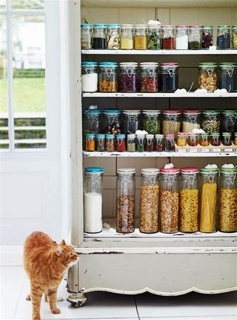 great storage ideas for small kitchen home pinterest come organizzare la dispensa per l estate la figurina