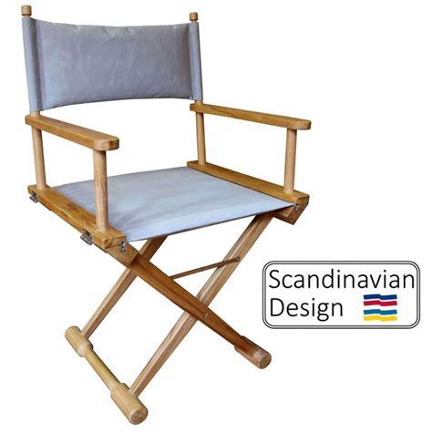 Teak Folding Chairs by Teak Folding Captains Chair W Cushions Teak Deck Company