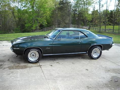 1969 camaro for sale usa chevrolet camaro 1969 for sale from usa louisiana orleans