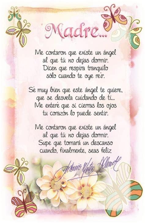 poemas feliz dia para madres cristianas tiernos poemas para regalarle a mam 225 hoy im 225 genes