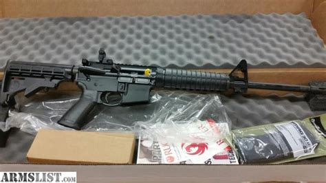 Mba 3 Stock On Ruger Ar 556 by Armslist For Sale Sale Ruger Ar 556 Only 569