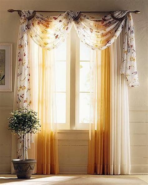 riveting interior design curtain idea for small window