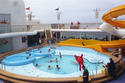 disney cruise pools cruise critic