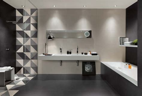 deco badezimmerfliesen carrelage de salle de bains original 90 photos inspirantes