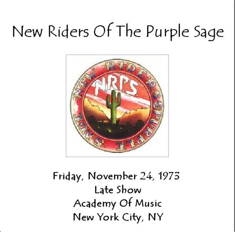 Garden Of New Riders New Riders Of The Purple