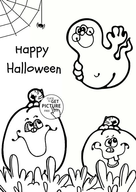 cute ghost coloring page cute ghost coloring www pixshark com images galleries