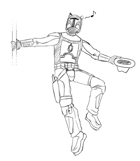 lego wars boba fett coloring pages free coloring pages of boba fett