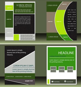 free layout design company profile layout design free vector download 3 070