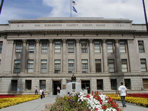 Victorville Court Records Serving Process In California