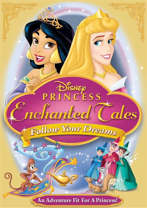 and the kã rner princess new tales volume 1 books disney princess enchanted tales follow your dreams