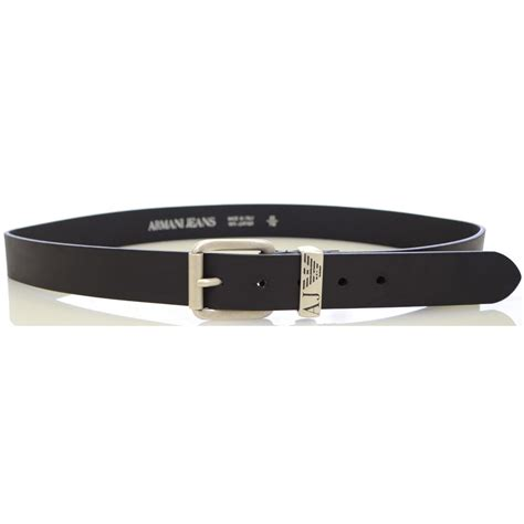 armani 06v01 leather belt armani from n22