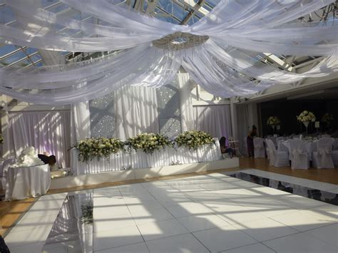 Ceiling Canopies by Ceiling Canopy Wedding Lounge