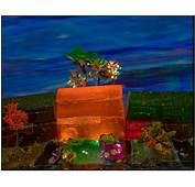 The Jell O World  Sweet Artwork By Liz Hickok