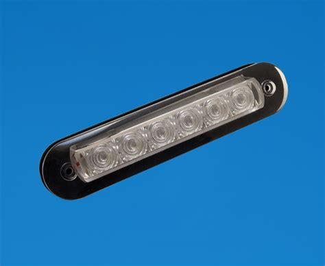 surface mount led lights 12v led flush mount strip light clear plastic red leds 12v
