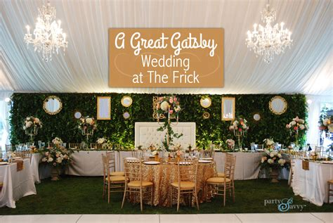 Great Wedding Pictures by A Great Gatsby Wedding At The Frick