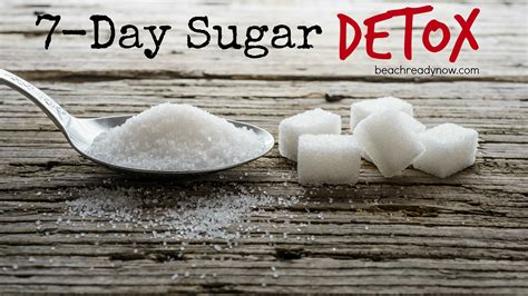 7 Day Sugar Free Detox by 7 Day Sugar Detox Challenge