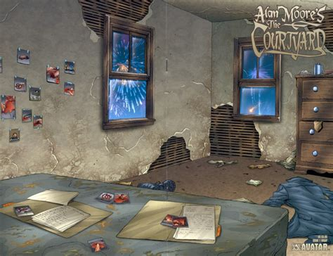 alan moores the courtyard alan moore s the courtyard 187 comics download free comics