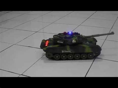 Mainan Mobil Tank War Tank mainan kendaraan militer uji coba rc war tank
