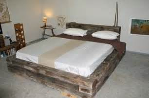 items similar to custom built king size bed made from