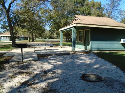 Brazos Bend State Park Cabins by Brazos Bend State Park Limited Service Cabin Parks