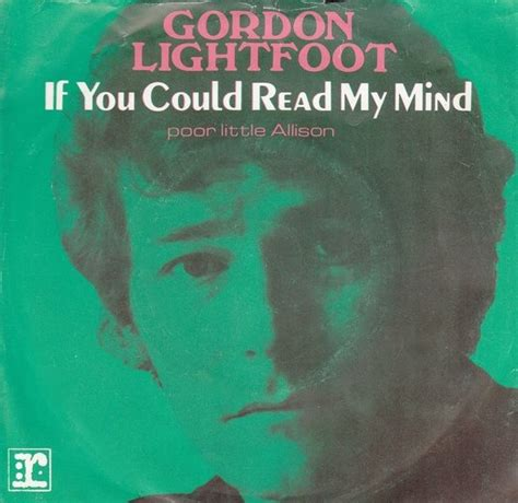 gordon lightfoot if you could read my mind pink floyd 70 s childhood pinterest