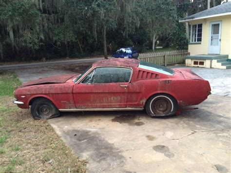 Mustang Auto For Sale by 1966 Ford Mustang Convertible Project Car For Sale