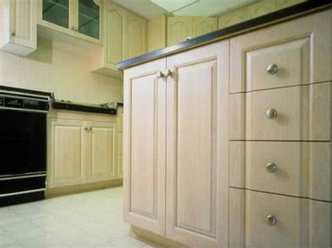 Refaced Kitchen Cabinets Diy Kitchen Cabinet Refacing