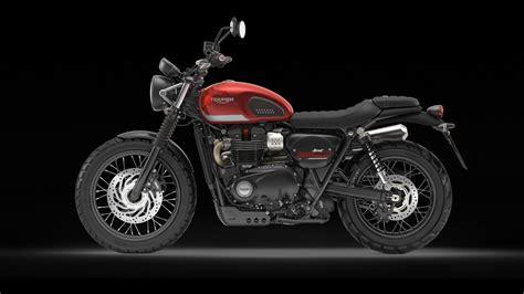 Motorrad Triumph Street Scrambler by Gebrauchte Triumph Street Scrambler Motorr 228 Der Kaufen