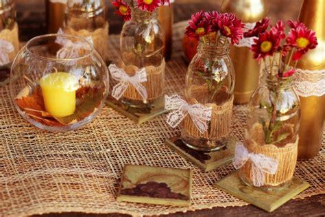 centrotavola natalizi fai da te 5 idee donnad decorazioni con le foglie d autunno donnad