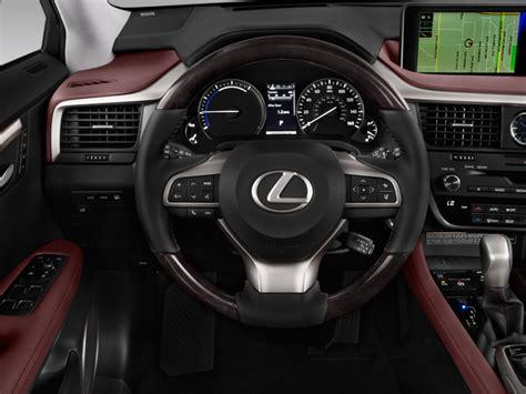 lexus steering wheel image 2017 lexus rx rx 450h awd steering wheel size