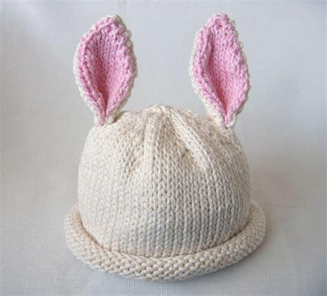 bunny knit hat boston beanies knit baby bunny hat pattern by bostonbeanies
