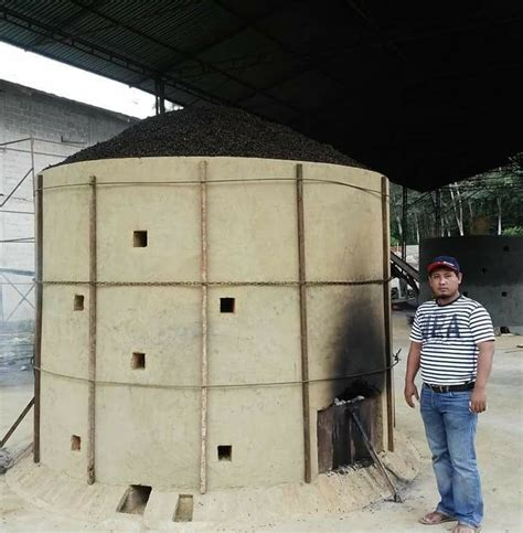 Jual Batok Kelapa Jambi arang cangkang sawit home