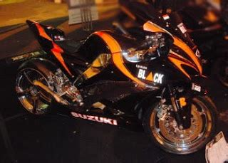 Lu Led Luxeon Satria Fu motor sport november 2010