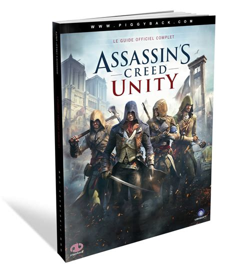 libro unity assassins creed book assassin s creed unity un guide pour finir le jeu 224 100