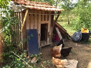 comment fabriquer un poulailler en bois pour le jardin