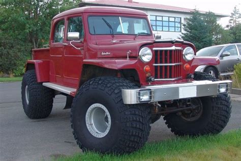 willys jeep pickup lifted 17 best images about places to visit on pinterest chevy