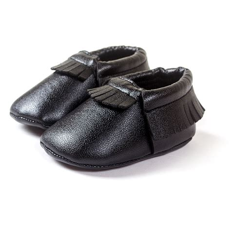 cheap infant shoes baby tassel soft sole leather shoes infant boy