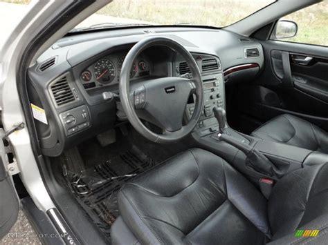 Volvo S60 Interior Colors by Graphite Interior 2002 Volvo S60 2 4t Awd Photo 57321187 Gtcarlot